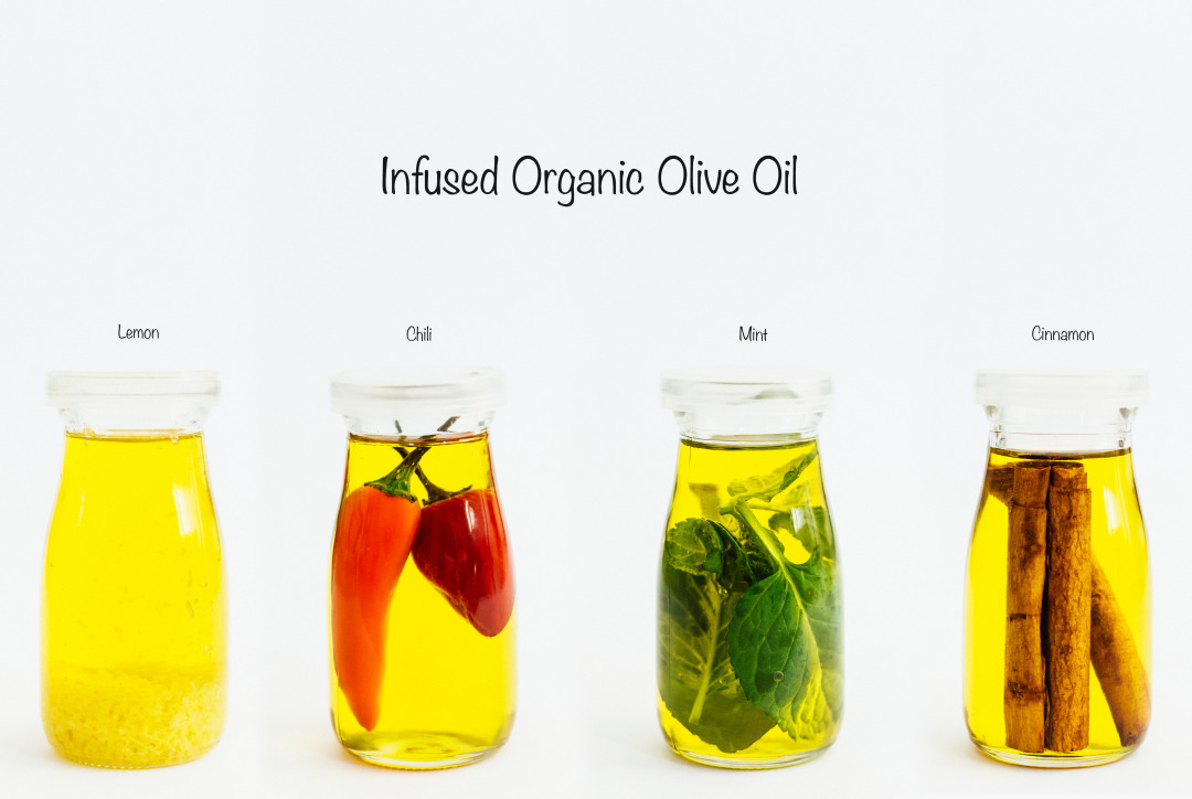 Infused Cooking Oils 2